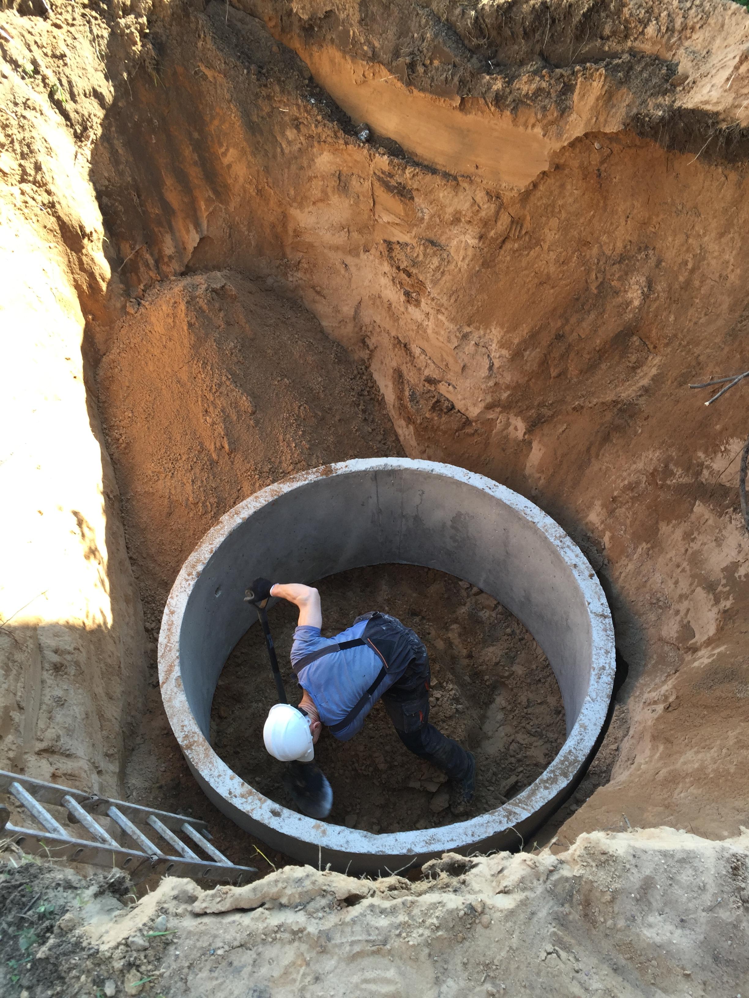 Kanalizacijos kasimas